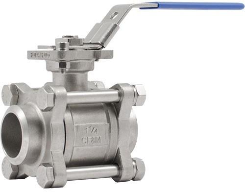 Клапан термозапорный КТЗ 001-100-Ф