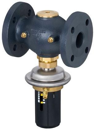 Регулятор ограничитель расхода, с клапаном VFQ 2, kvs 400,0 м3/ч