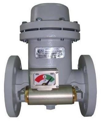 фильтр газовый фг 1 6 50