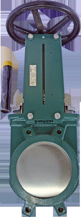 Задвижка шиберная VG3400-04-03